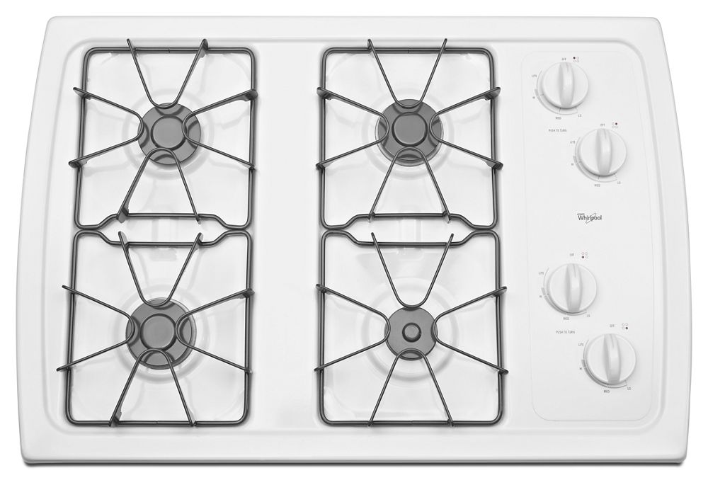 30-inch Gas Cooktop with 5,000 BTU AccuSimmer(R) Burner
