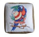 Parrot Pouf Ottoman Product Image