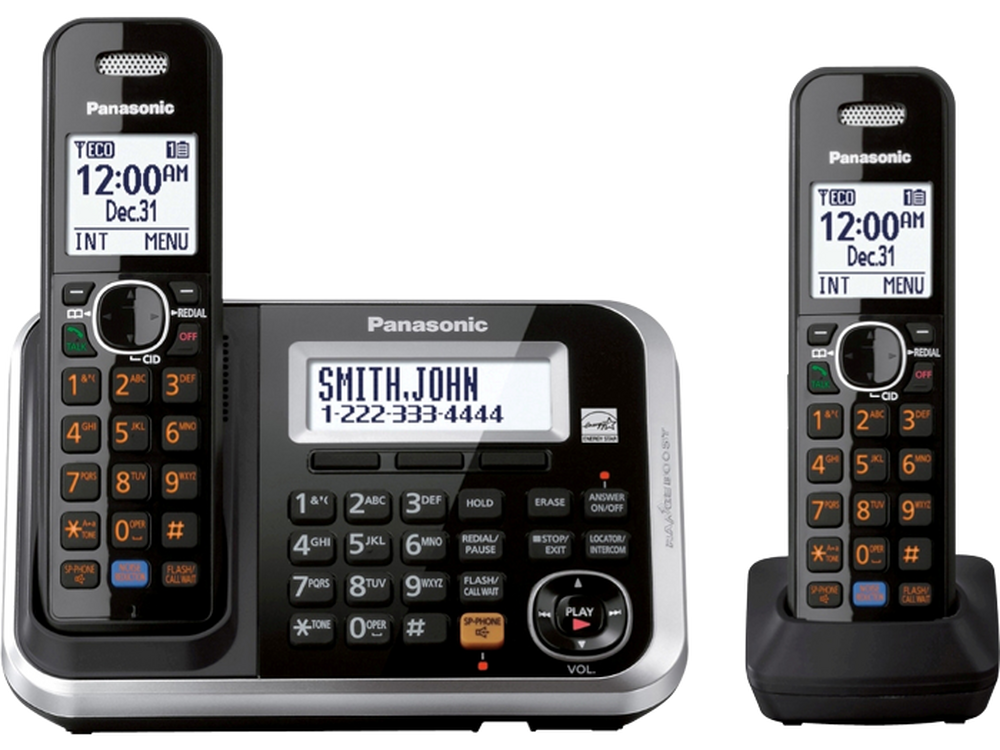 Expandable Home/Office/2 Handsets