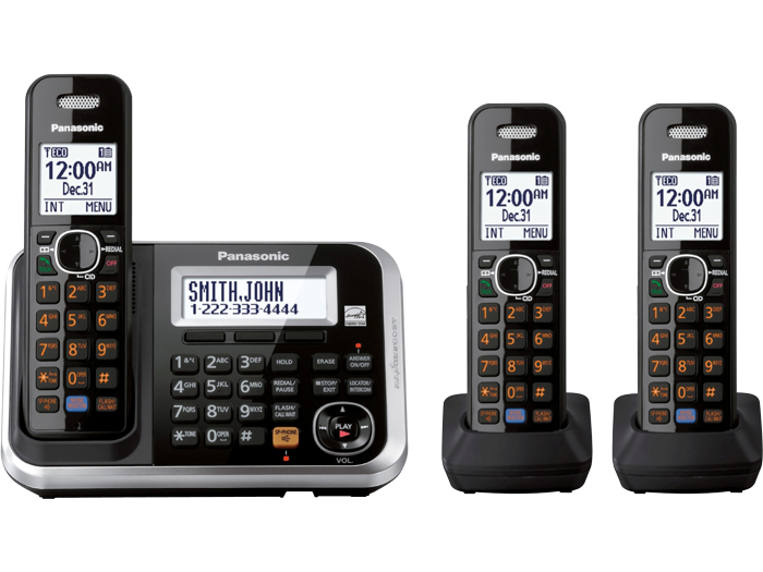 PANASONIC KXTG6843B