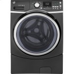 General ElectricGE(R) 4.5 DOE cu. ft. Capacity Front Load ENERGY STAR(R) Washer with Steam