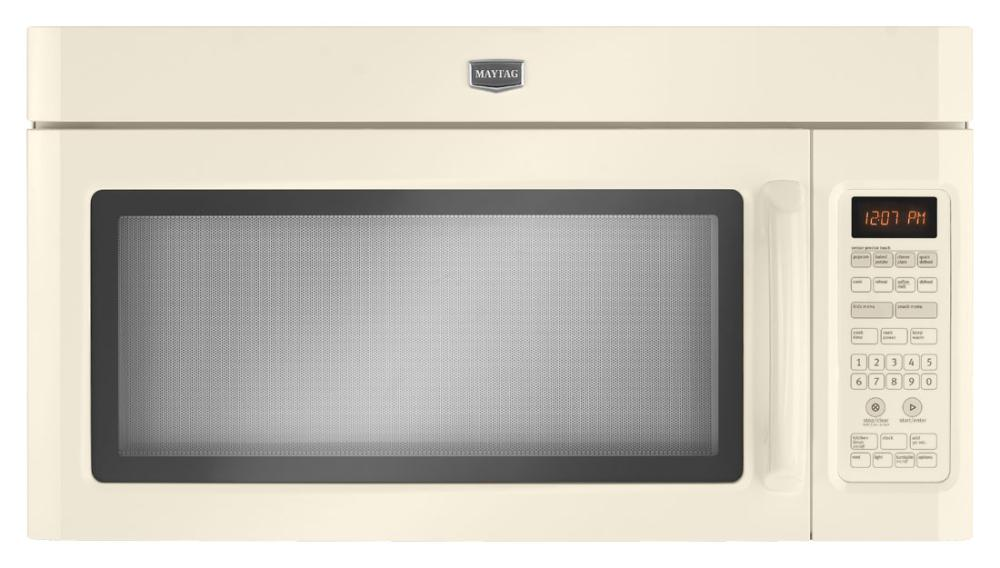 Over The Range Microwave With Stainless Steel Interior May Mmv5208wq