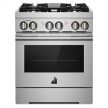 Jenn-AirJenn-Air 30&quot Dual Fuel Convection Range