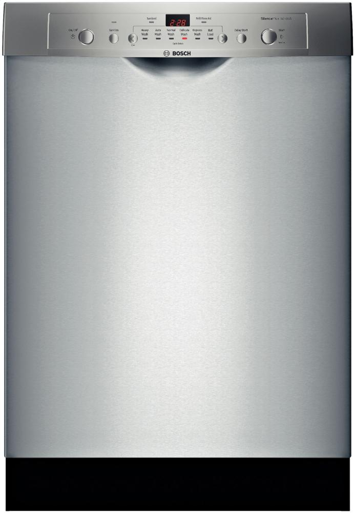 bosch she3ar75uc stainless dishwasher