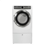 ElectroluxElectrolux 8.0 Cu. Ft. Front Load Perfect Steam™ Gas Dryer with Instant Refresh and 9 Cycles