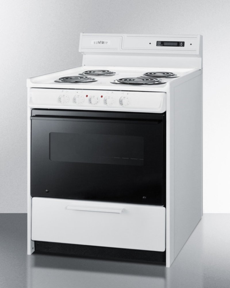 See Through Glass Wem230dk In By Summit In Montreal Qc Deluxe 220v Electric Range