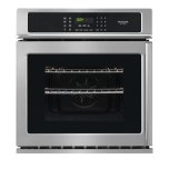 FrigidaireFrigidaire 27&quot - 3.8 Cu. Ft. Self-Clean Convection Single Electric Wall Oven