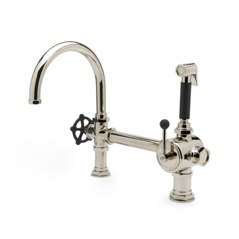 Kwc Kitchen Faucets With Carbon Handle