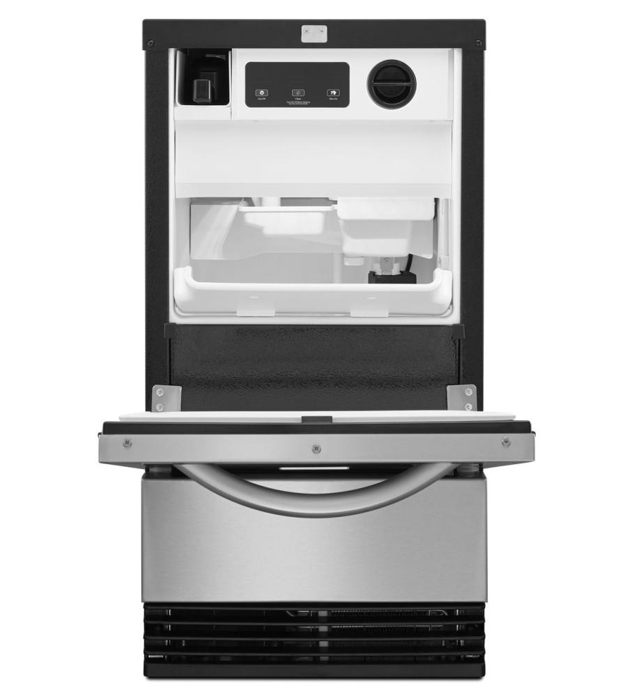 Kitchen Aid Ice Maker: Kitchenaid 18'' Automatic Ice Maker
