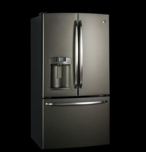 GE(R) ENERGY STAR(R) 28.6 Cu. Ft. French-Door Ice & Water Refrigerator ...