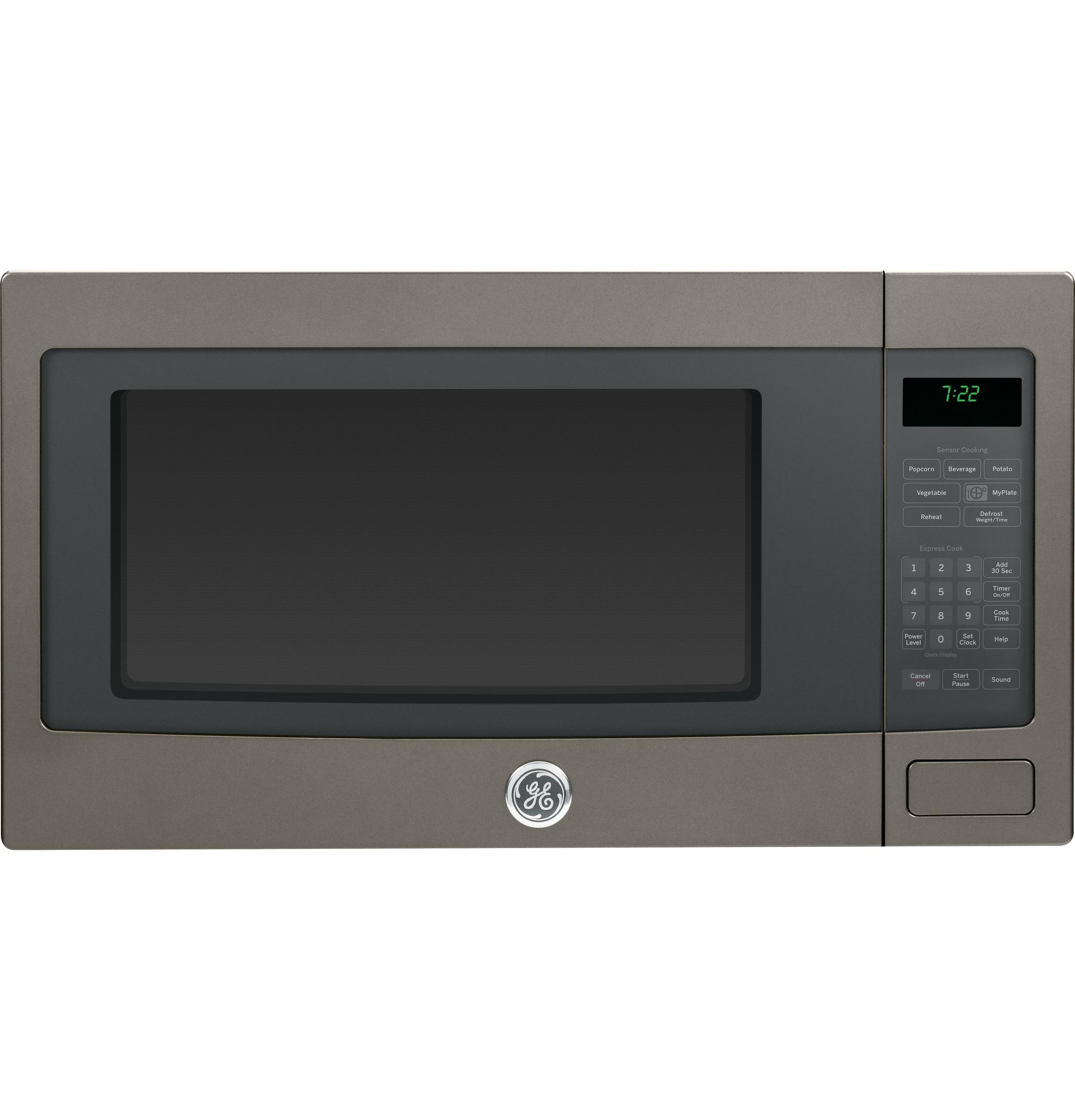 GE Profile PEB7226EHES 2.2 cu. ft. Countertop Microwave Oven Slate