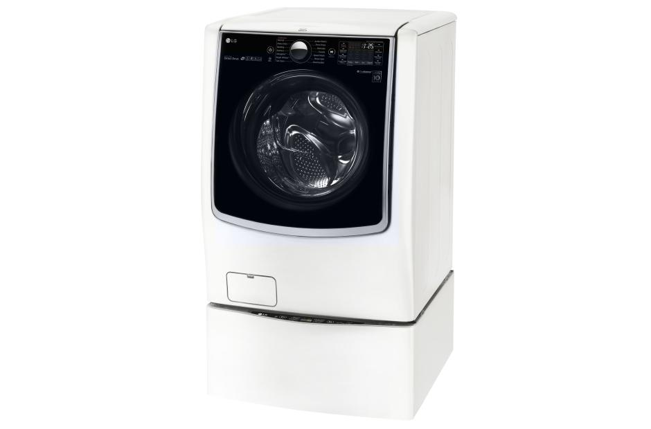 5.2 cu.ft. MEGA Capacity w/ On-Door Control Panel & TurboWash(R)