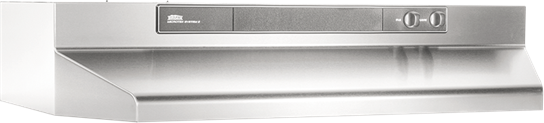 "42"" 220 CFM Stainless Steel Under Cabinet Range Hood"