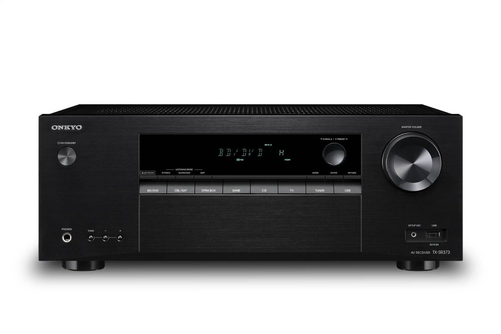 5.2-Channel A/V Receiver