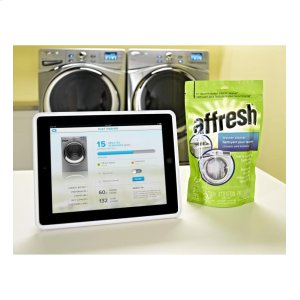 Wfl98hebu whirlpool smart front load washer with 6th - Whirlpool power clean 6th sense notice ...