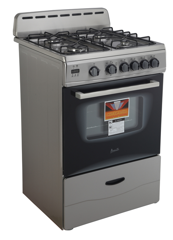 "24"" Gas Range