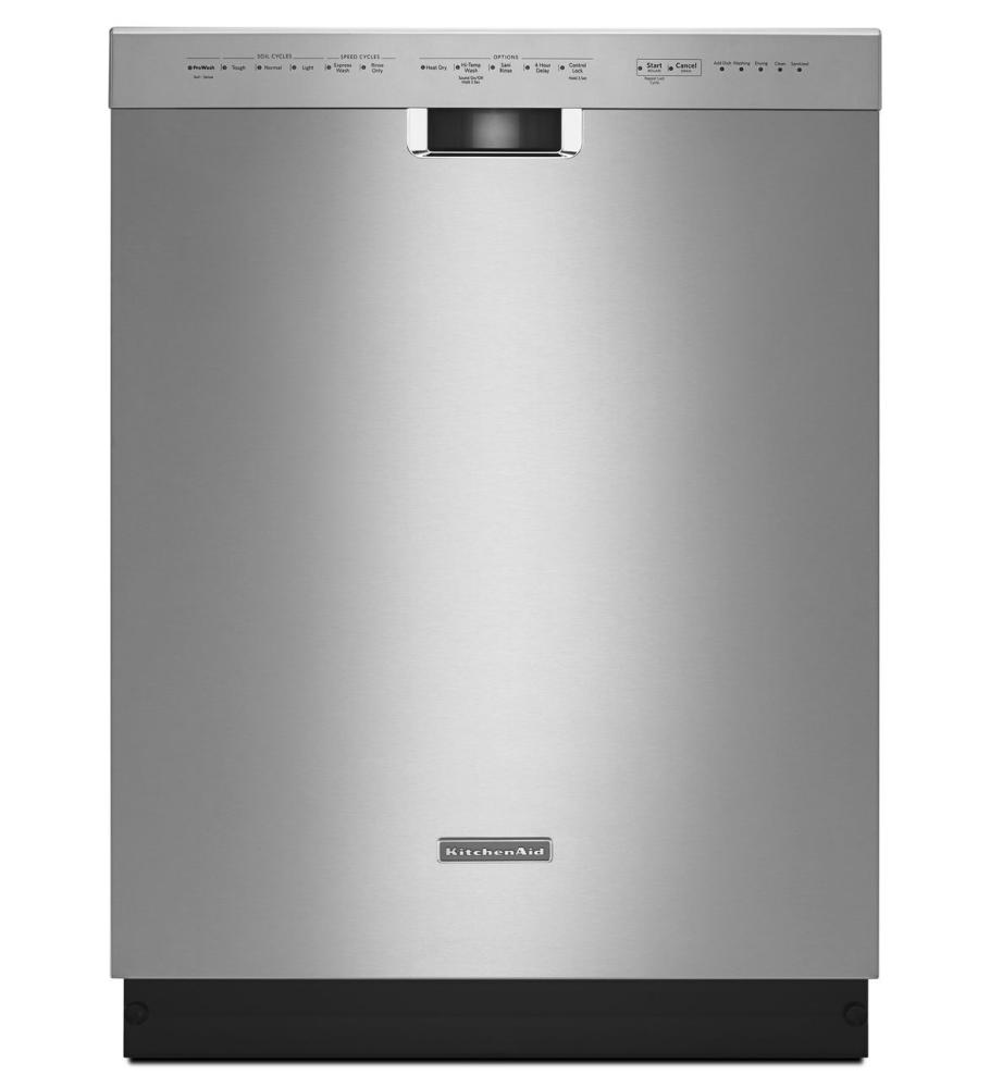 Awesome Kitchenaid Stainless Steel Dishwasher KDFE104DSS