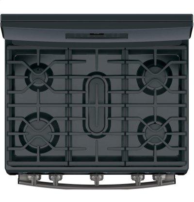 "GE® 30"" Free-Standing Gas Range Product Image"
