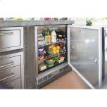 AlfrescoAlfresco Single Door Refrigerator