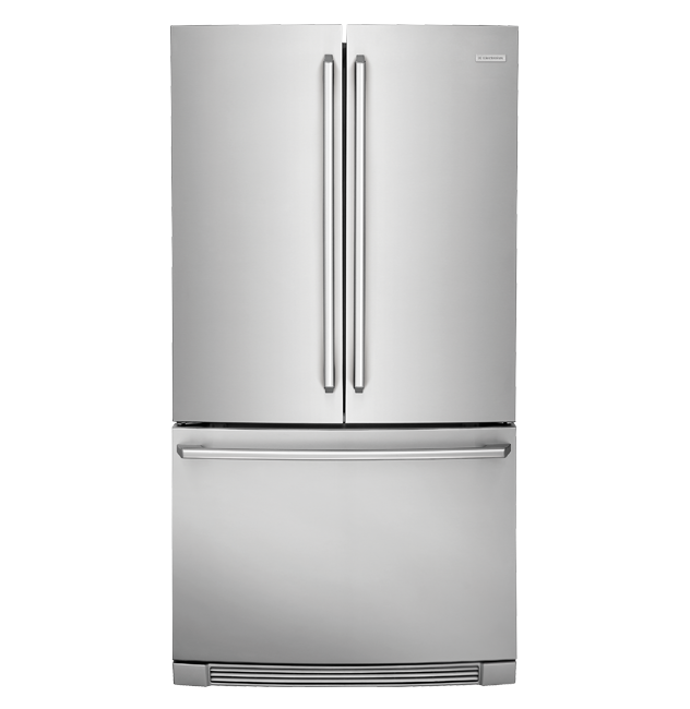 Counter-Depth French Door Refrigerator with IQ-Touch(TM) Controls  Stainless Steel