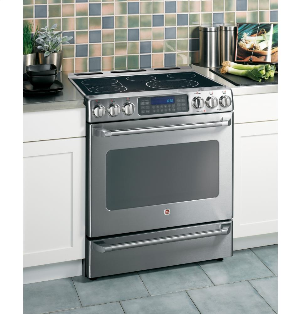 Electric Kitchen Stoves Reviews ~ Cs snss ge cafe