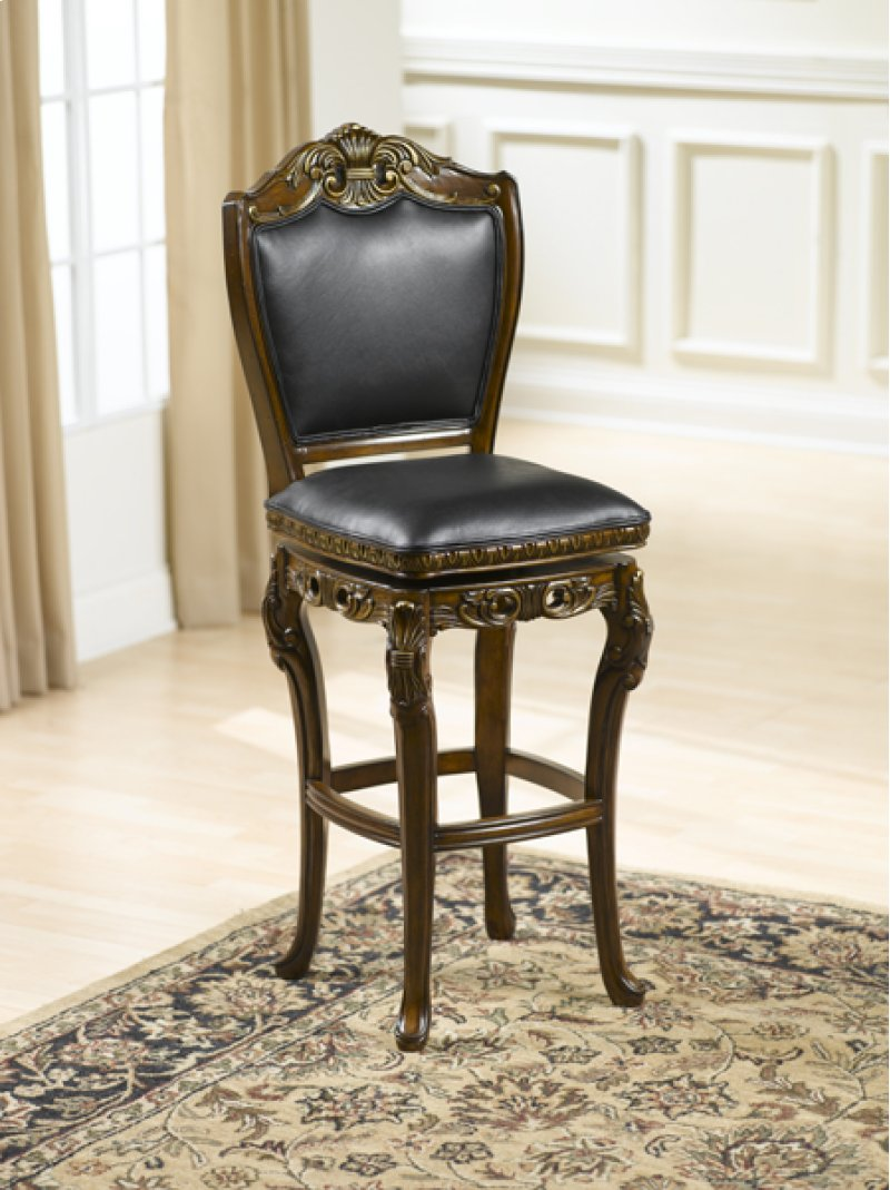 61320 In By Hillsdale Furniture In Brick Nj Augustus Counter Stool