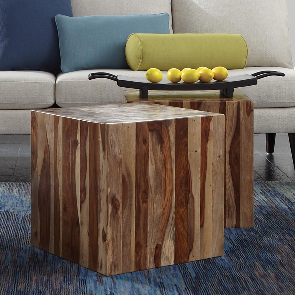 Merveilleux 6W14H625 In By HGTV Home Furniture Collection In Cookeville, TN   City  Center Cubed Accent Table