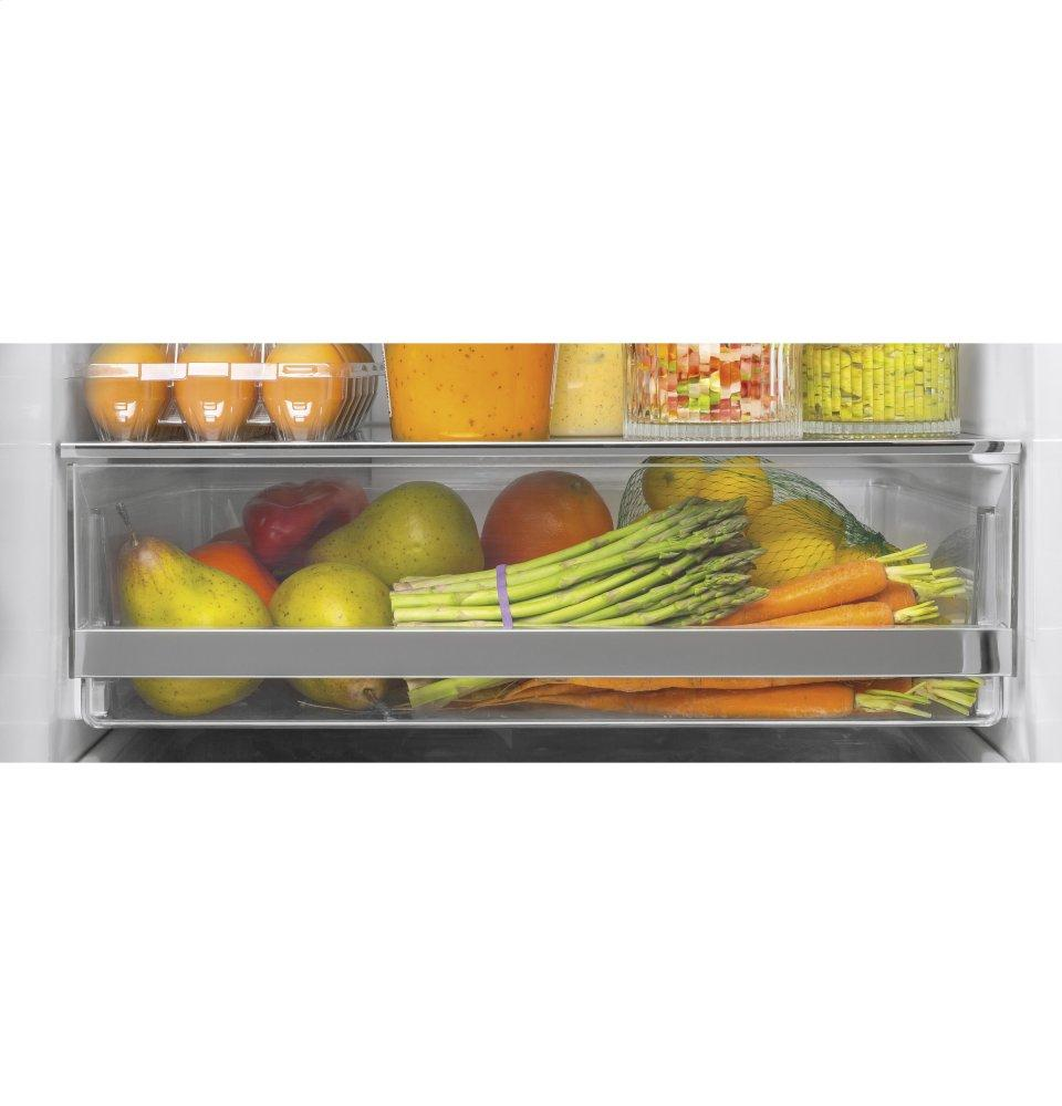 GE(R) 11.9 Cu. Ft. Bottom-Freezer Refrigerator