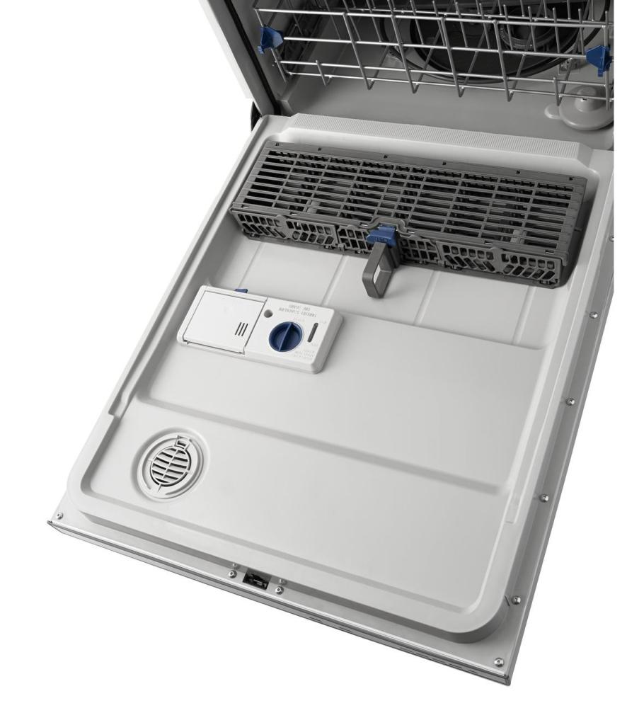 Wdt720padw whirlpool gold r dishwasher with silverware spray white warehouse discount center - Whirlpool discount ...