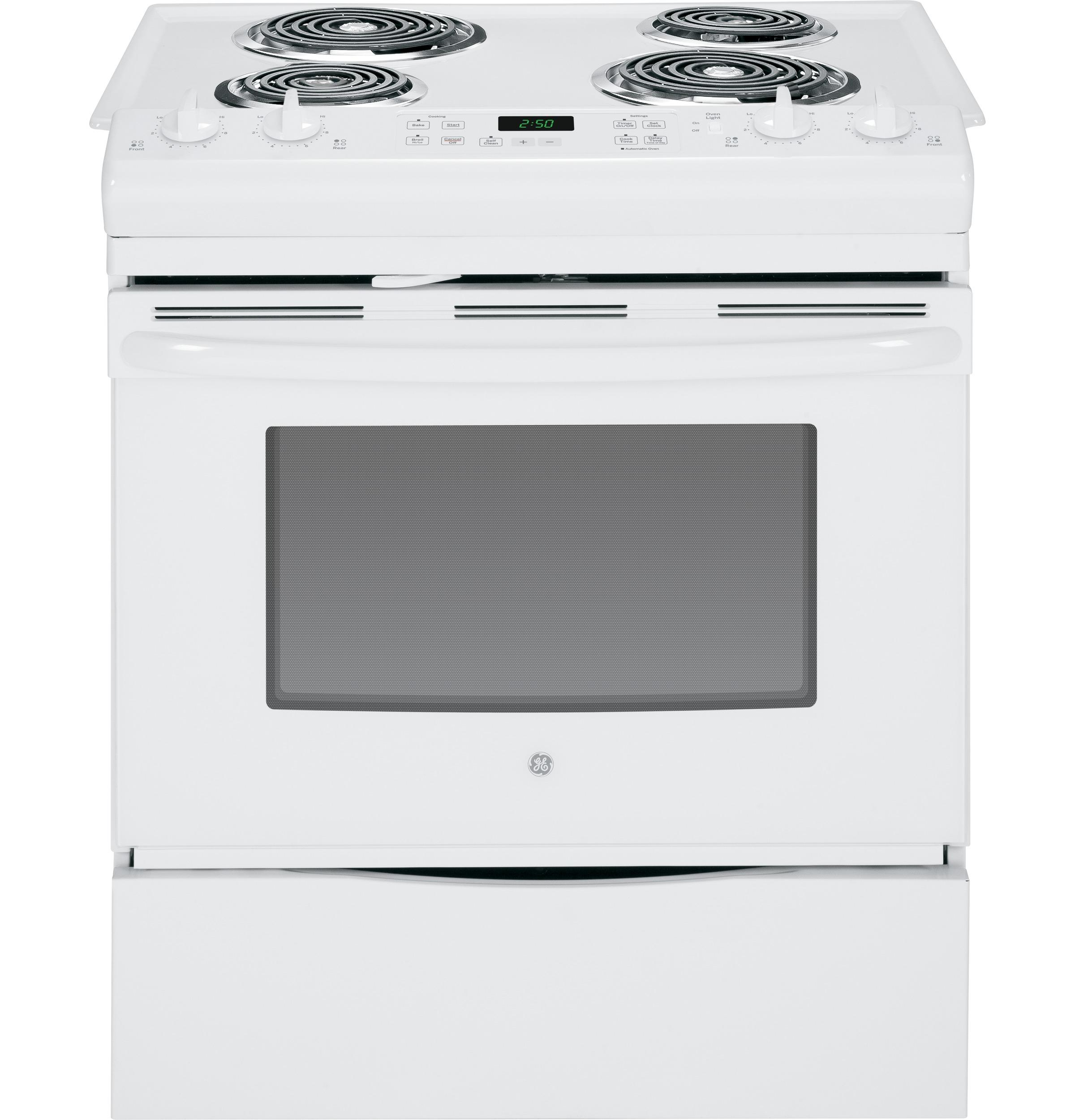 GE APPLIANCES JS250DFWW