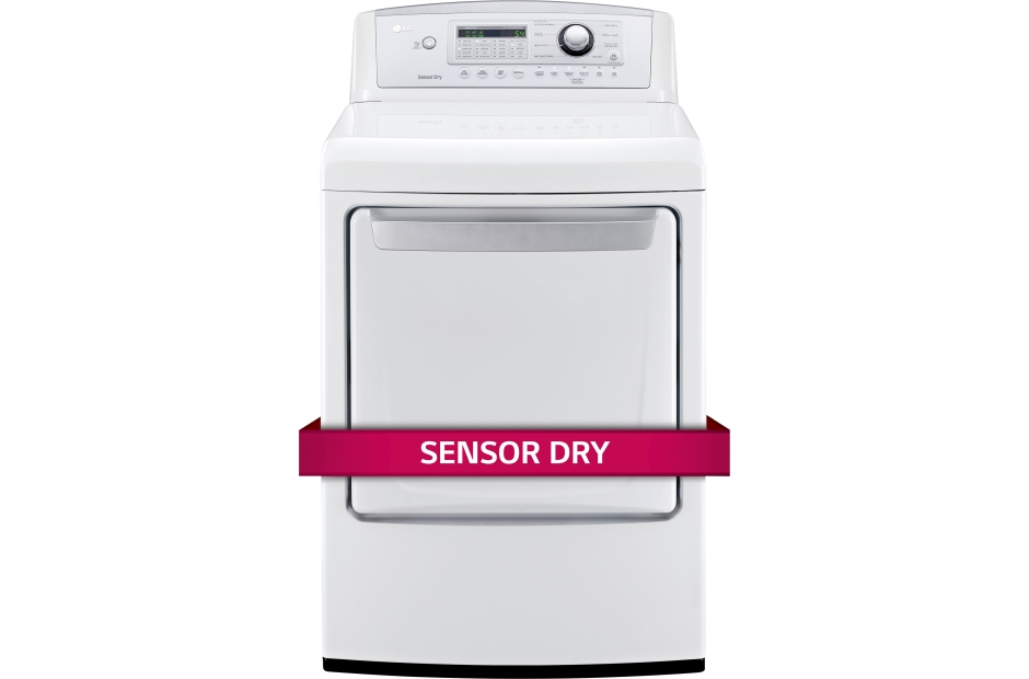 7.3 cu. ft. Ultra Large High Efficiency Electric Dryer w/ Sensor Dry Technology
