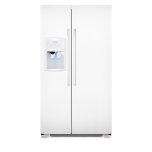 FrigidaireFrigidaire 25.6 Cu. Ft. Side-by-Side Refrigerator