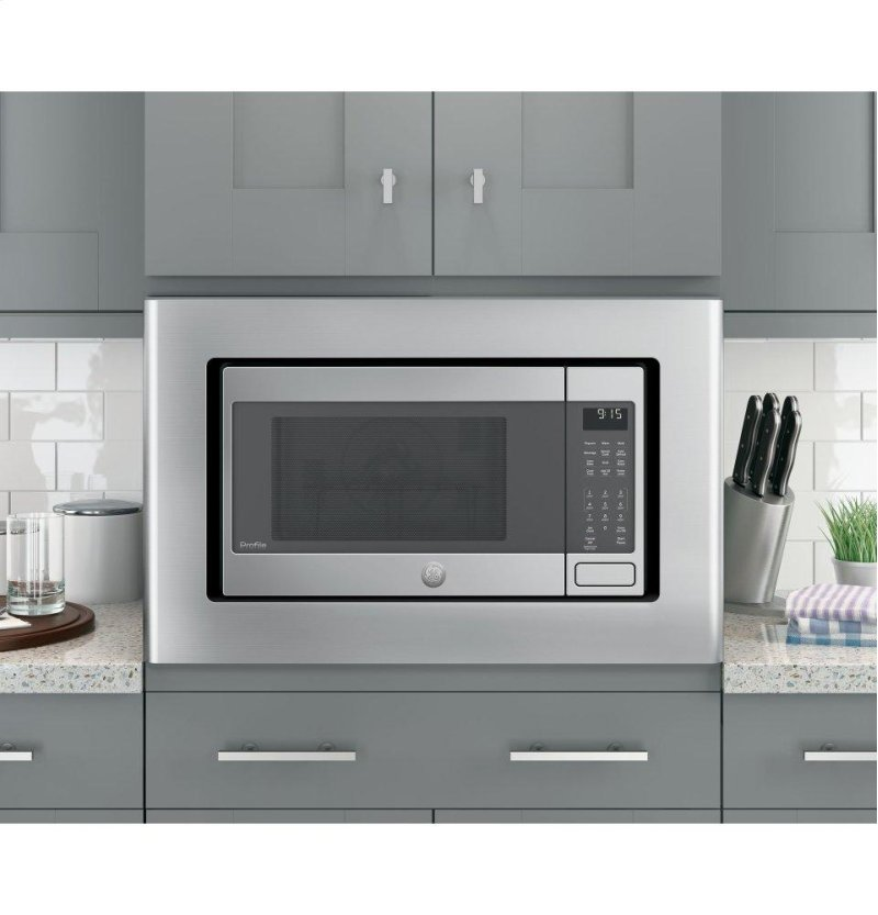 ... GE Profile? Series 1.5 Cu. Ft. Countertop Convection/Microwave Oven