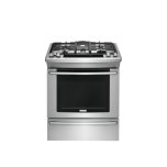 Electrolux30'' Dual-Fuel Built-In Range with Wave-Touch(R) Controls