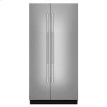 Jenn-AirJenn-Air RISE 42&quot Fully Integrated Built-In Side-by-Side Refrigerator Panel-Kit