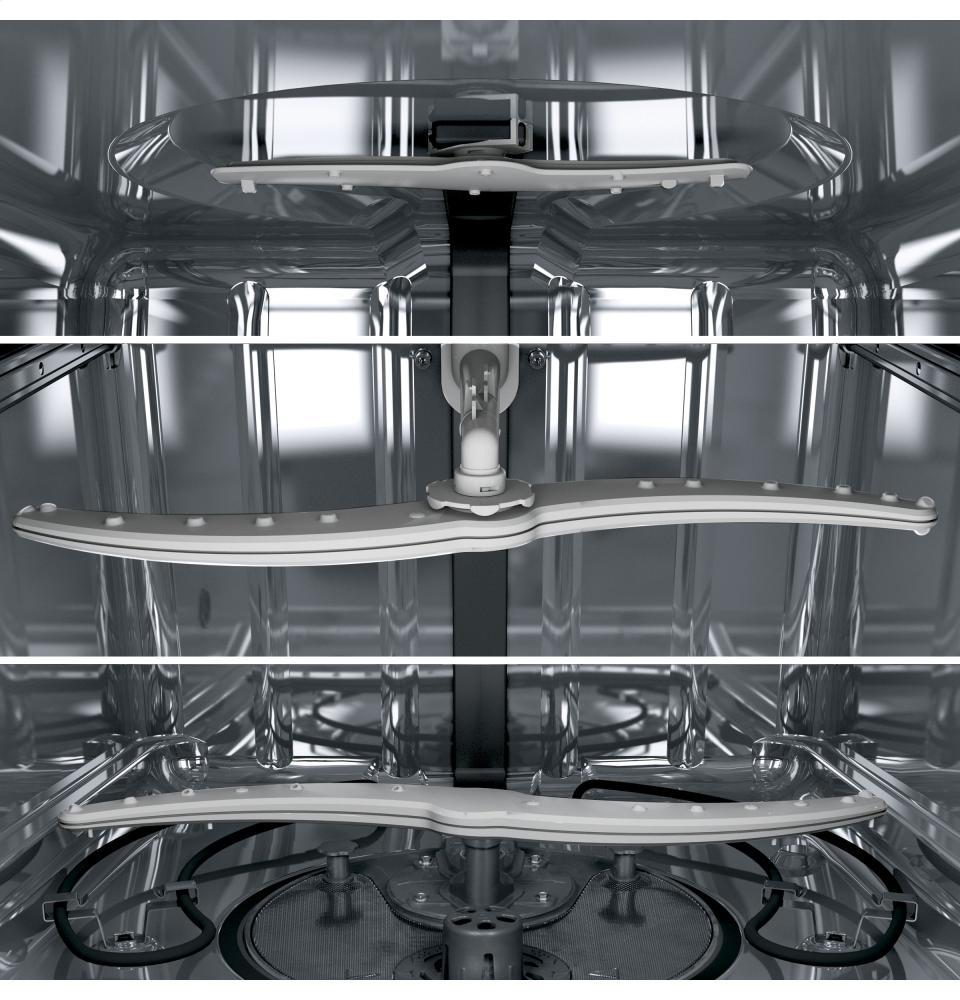Gdf570sgfcc general electric - Dishwasher stainless steel interior ...