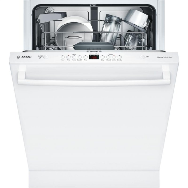 bosch integrated dishwasher installation instructions