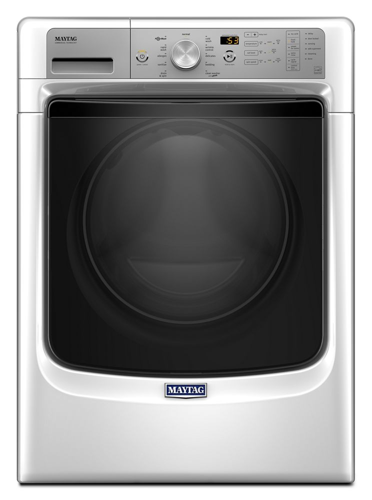 Front Load Washer with Fresh Hold(R) Option and PowerWash(R) System - 4.5 cu. ft.