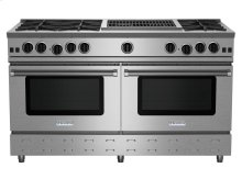 "60"" RNB Series Range with 24"" Charbroiler"