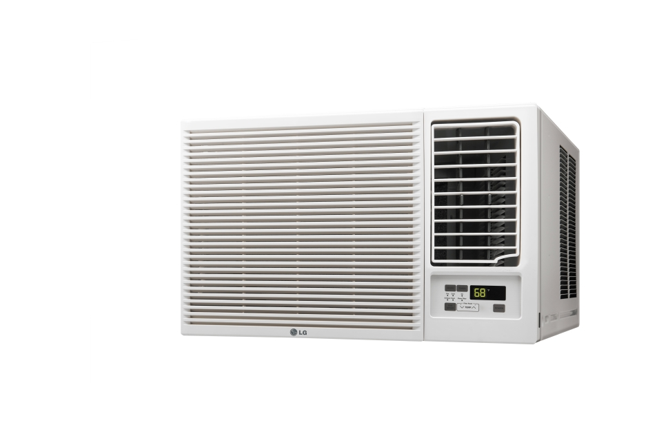 7500 BTU Window Air Conditioner, Cooling & Heating