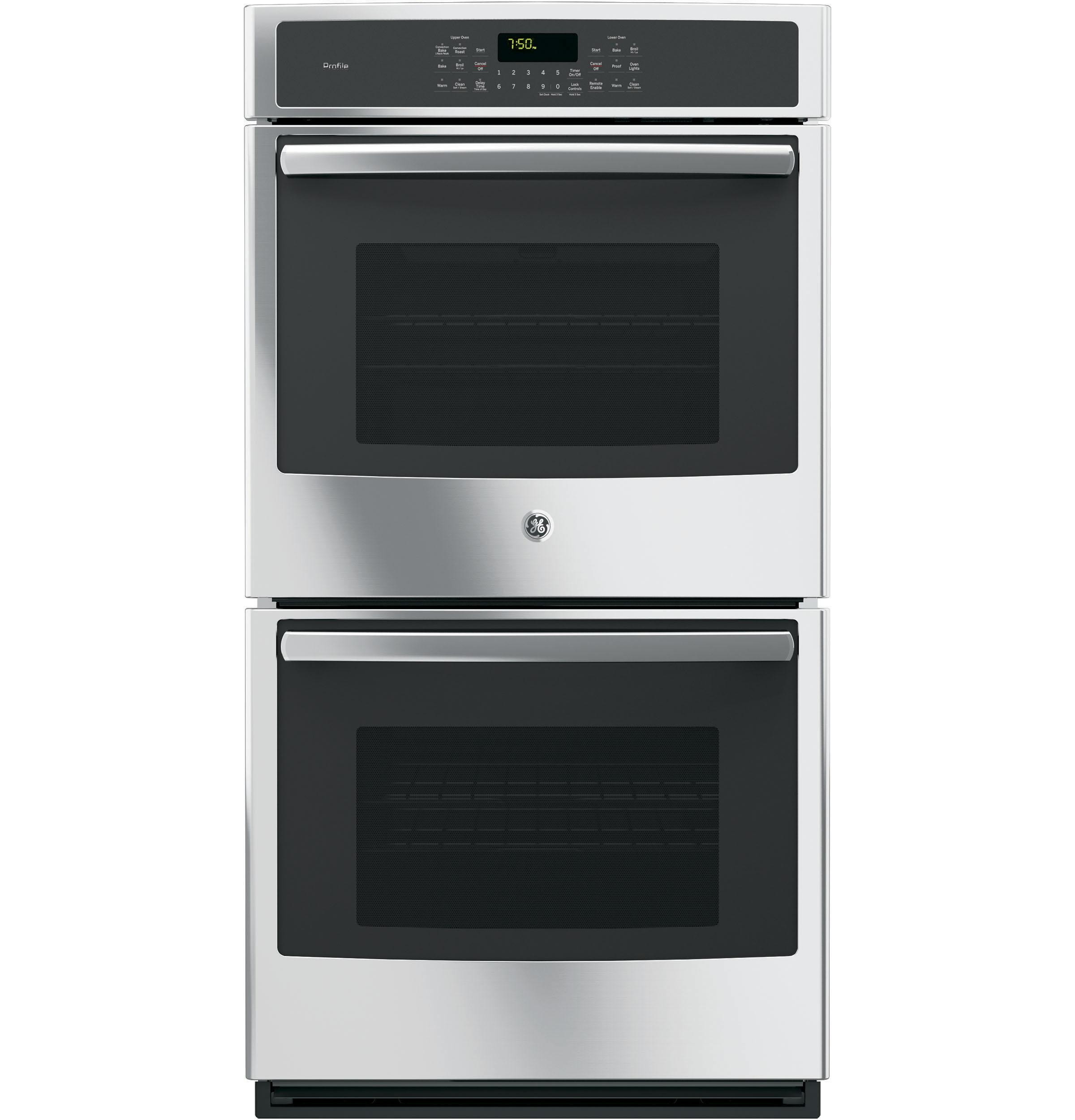 GE APPLIANCES PK7500SFSS  Stainless Steel on ELECTRIC RANGESDOUBLE WALL ELECTRIC OVEN