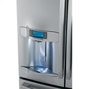 GE Profile ENERGY STAR® 28.6 Cu. Ft. French-Door Ice & Water Refrigerator Alternate Image