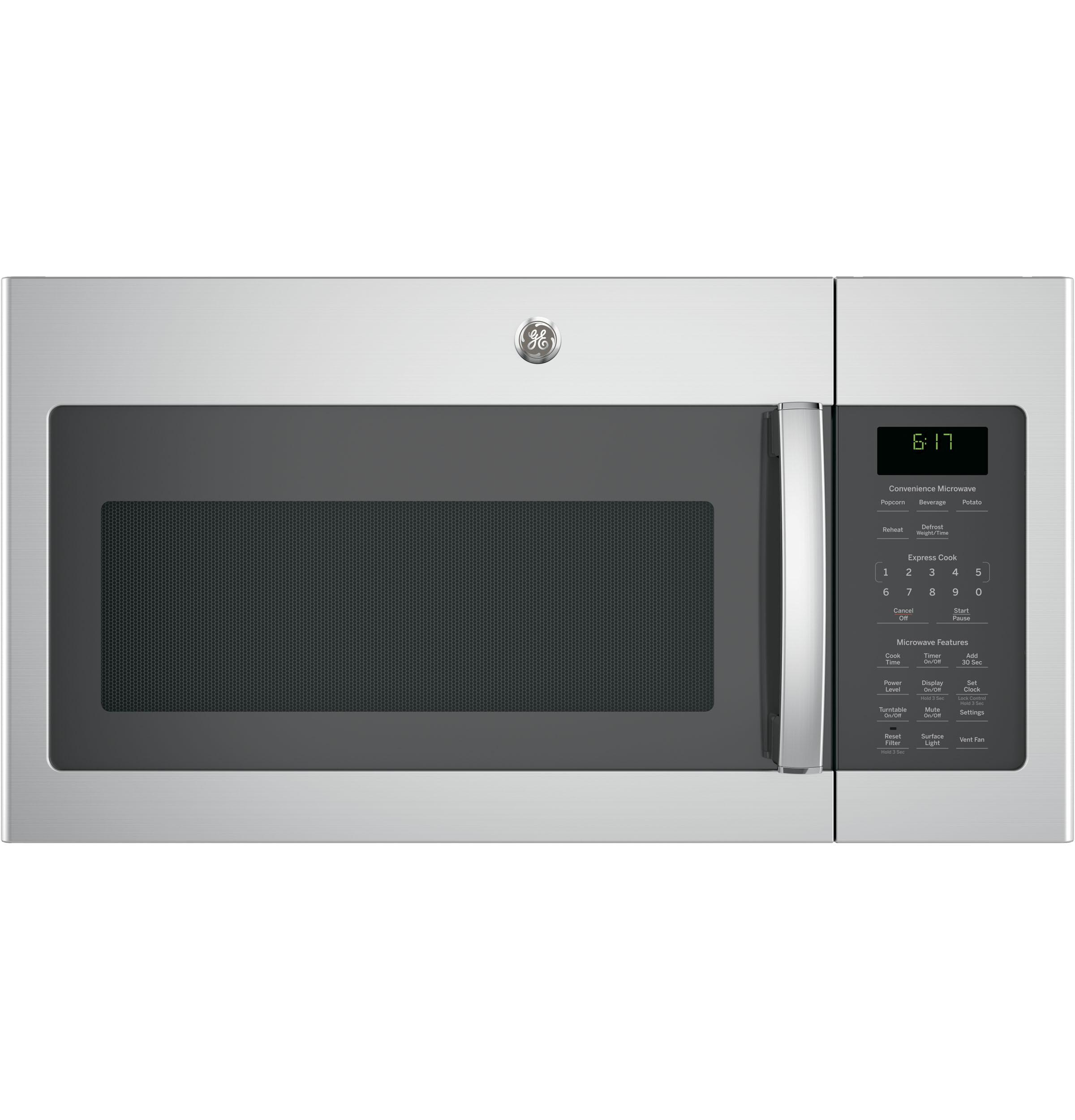 GE APPLIANCES JVM6172SKSS