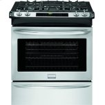 FrigidaireGALLERYFrigidaire 30&quot - 4.5 Cu. Ft. Slide-in Self-Clean Convection Gas Range