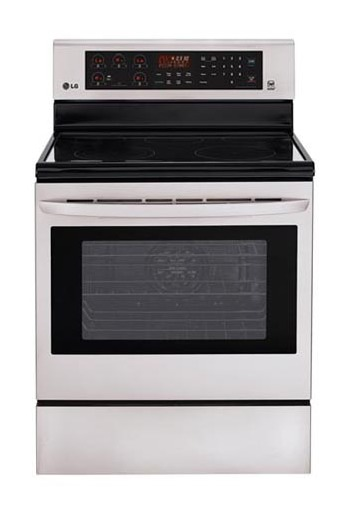 LG LRE3083ST  Stainless Steel