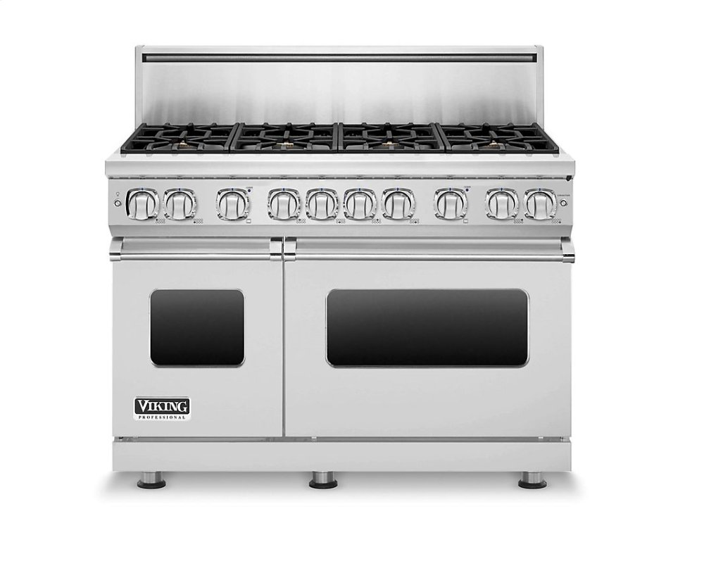 "48"" Sealed Burner Gas Range, Propane Gas