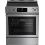 BekoBeko 30&quot - 5.7 Cu. Ft. Slide-In Self-Clean Convection Electric Range with Warmer Drawer