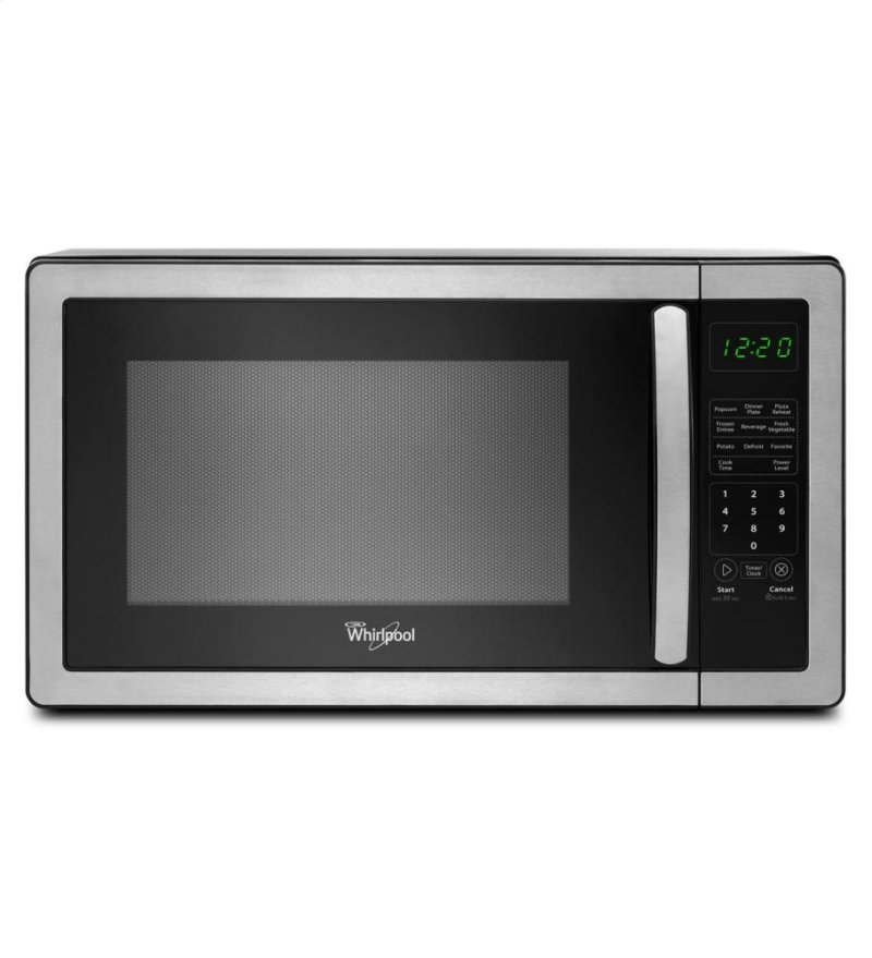 ... , CA - 1.1 cu. ft. Countertop Microwave with Recessed Glass Turntable