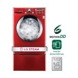 LG Appliances 3.6 cu. ft. Extra Large Capacity SteamWasher with ColdWash Technology