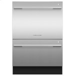 Fisher Paykel�44 dBA Quiet Operation �14 Place Setting Capacity �15 Wash Cycles  �ENERGY STAR Certified